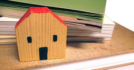 相続財産のうち不動産の占める価格割合が多い