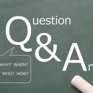 相続に関する質問